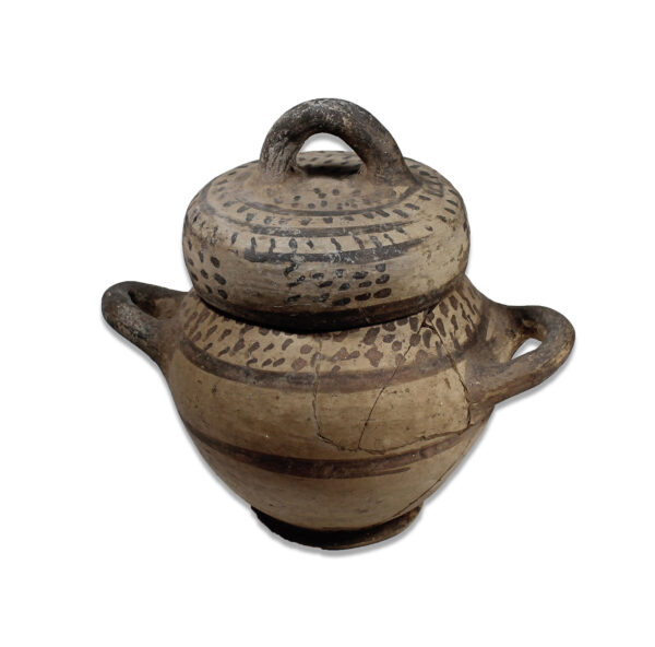Iron Age cinerary urn