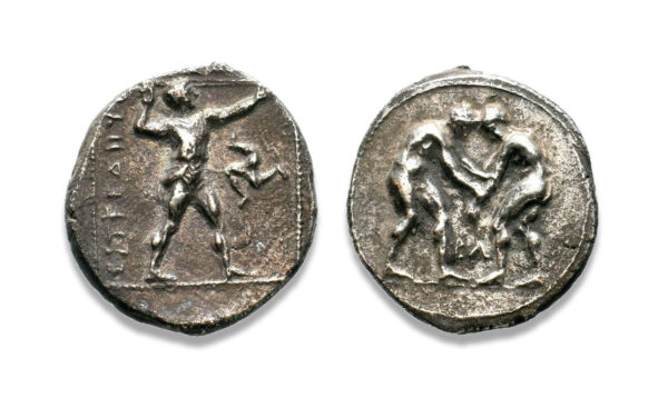 Pamphylia, Aspendos, Stater