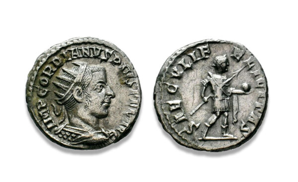 Roman Imperial, Gordian III, Antoninianus