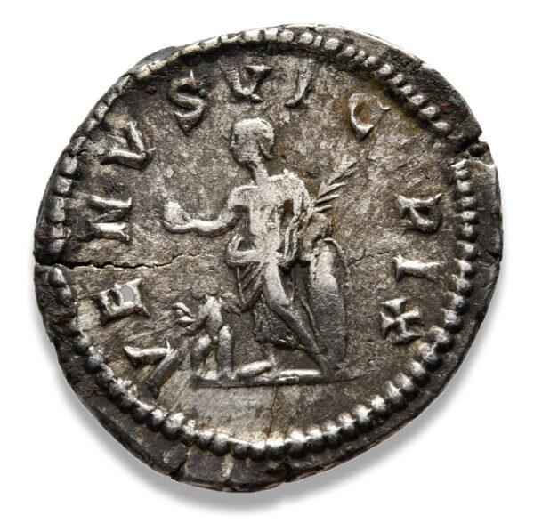 Roman Imperial, Plautilla, Denarius - Rev