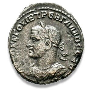 Roman Provincial, Trebonianus Gallus, Tetradrachm - Obv