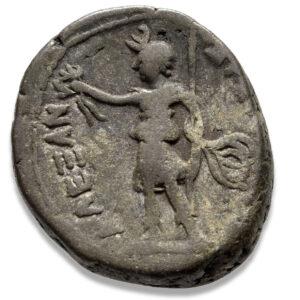 Roman Provincial, Vespasian, Tetradrachm - Rev