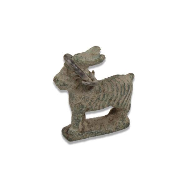 Roman statuette of a ram