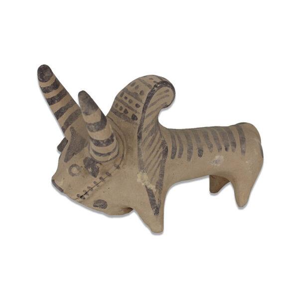 Bronze Age zebu bull