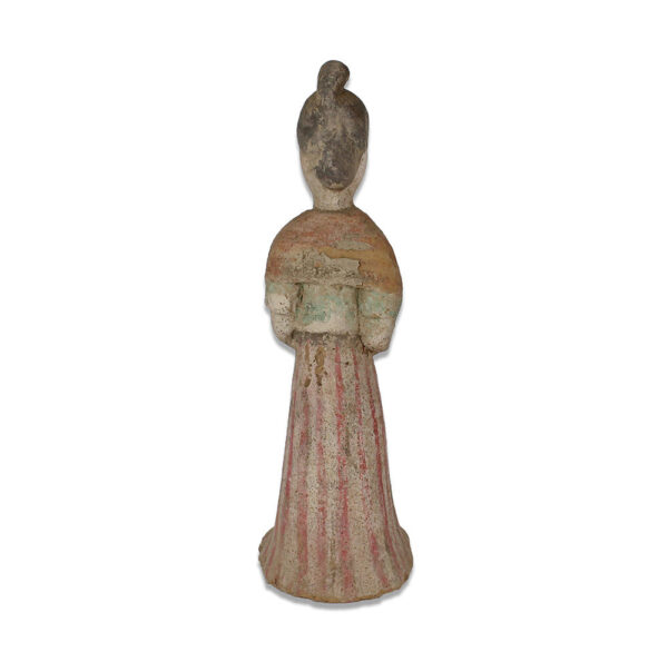 Chinese statuette of a servant