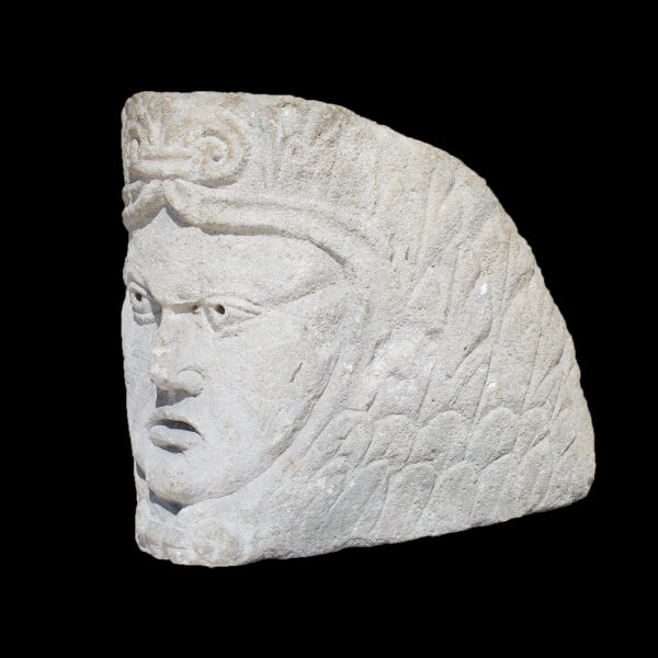 Roman angular mask