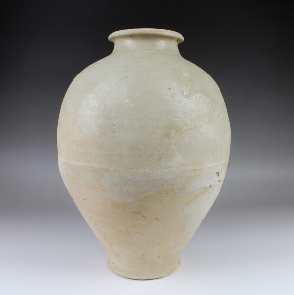 Chinese ovoid jar