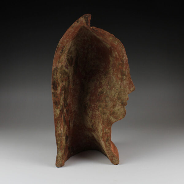 Etruscan votive model of a male torso