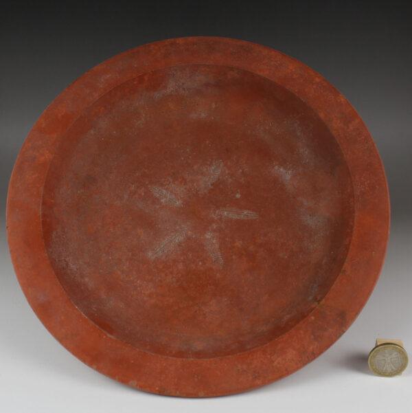 Roman decorated plate