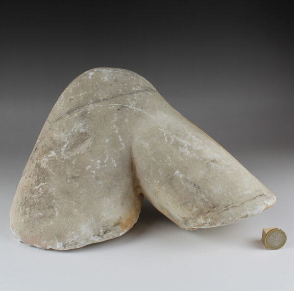 Roman fragment of a bent leg